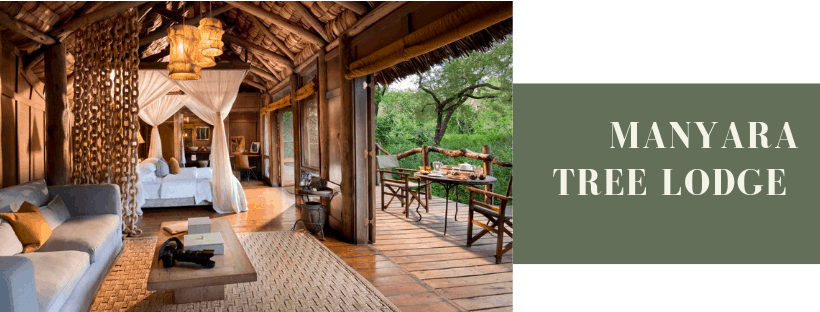 Manyara Tree Lodge Lake
